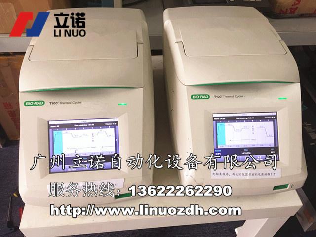bio-rad伯乐T100 PCR仪维修