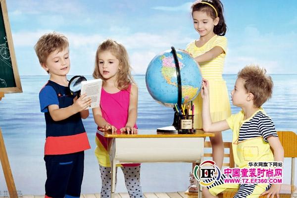 虹猫蓝兔2014春夏童装新品 缤纷世界快乐随行 - 服装资讯中心-资讯新闻