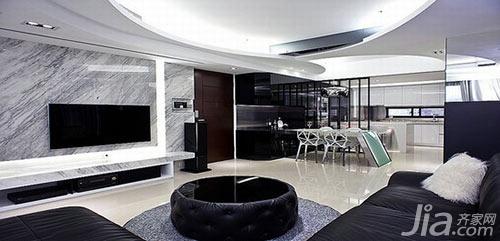 客厅之门面 9款电视背景墙设计推荐生活